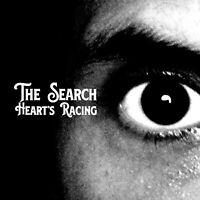 The Search - Heart's Racing (CD Digipak, Indie Rock / Darkwave, VÖ 25.09.2020)
