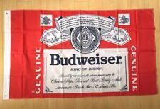 Budweiser Beer USA Size 150 cm Flag Banner