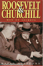 Roosevelt and Churchill by David Stafford (Paperback, 2000)