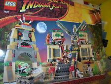 LEGO LEGOS Set #7627 Temple of Akator/Indiana Jones/Kingdom of the Crystal Skull