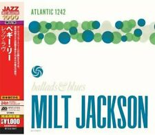 Milt Jackson - Milt Jackson/Ballads and Blues [CD]