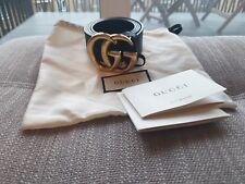 Gucci GG MARMONT Cintura * Blogger DOLCIFICANTE *