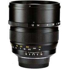 New Mitakon Zhongyi Speedmaster 85mm f/1.2 Lens for Fujifilm GFX Fuji