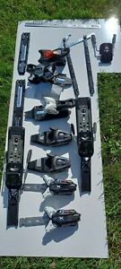 Assorted Ski Bindings Salomon x16 X10