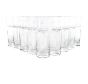 NIEHOFFS VAIHINGER Gläser Set 9x0,2 Wasser Glas Saft Schorle Limo ~mn815 1213+
