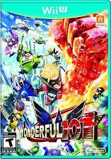 The Wonderful 101 [Nintendo Wii U, PlatinumGames Exclusive, Superheroes] NEW