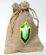Alta calidad de rubin-bolsa Rupee-Bag link cosplay The Legend of Zelda merchandise