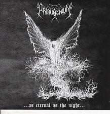 PRIMIGENIUM-CD-...as eternal as the night.... Vidar venom Entombed Immortal