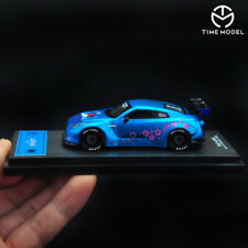 Time Model 1:64 Scale Nissan GT-R R35 LB Performance Liberty Walk Japan Version