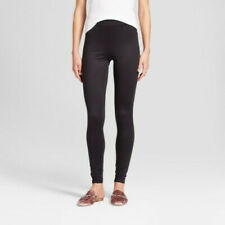 NWT A New Day Black Ebony Leggings Size L Large Comfy FREE SHIPPING