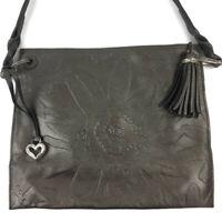 Womens Brighton ALYSSUM Leather Shoulder Purse Handbag E997896