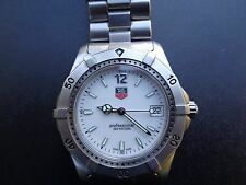 Tag Heuer 2000 men's WK 1111-0