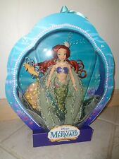 DISNEY DESIGNER ARIEL DOLL NRFB  LIMITED EDITION HARD TO FIND