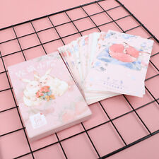 cartoon animal paper postcards greeting gifts card business invitation card_sy