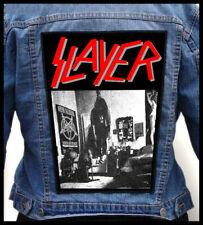SLAYER - Mandatory Suicide -- Backpatch Back Patch / Dark Angel Sodom Warbringer