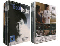 The Good Doctor : The Complete Series Season 1 2 3 (DVD, 14-Disc Set) Region 1