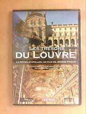 DVD DOCUMENTAIRE / TRESORS DU LOUVRE, LE REVEIL D'APOLLON / NEUF SOUS CELLO