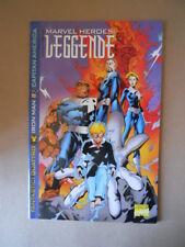 Marvel Heroes: Leggende Marvel Mega #10 Marvel Italia [G967]