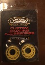 New listing Mathews Yellow Lite Dampeners
