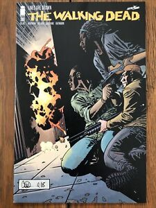 """The Walking Dead #189 (March 2019, Image) """"Lines Are Drawn"""" Robert Kirkman story"""