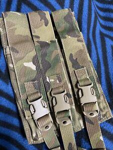 Eagle Industries MULTICAM Triple MP5 Mag pouch Molle SOF CAG SEAL SOCOM LBT TYR