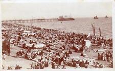 Brighton Beach RP old pc used 1912 BVC