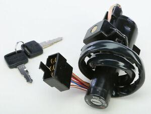 Ignition Switch w/Keys for Honda 87-90 CBR600F Hurricane 35100-MN4-672 40-15840