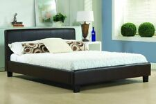Unbranded Leather Modern Bed Frames & Divan Bases
