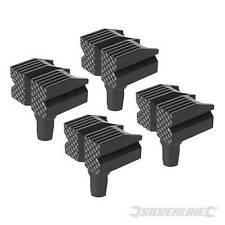 Silverline Bench Dogs Pack Of 4