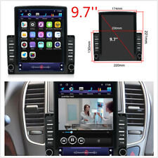 "9.7"" Android 9.1 Quad Core Car Stereo Radio MP5 Player GPS Navigation Wifi OBD"