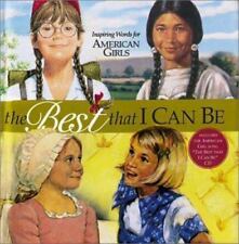 American Girls The Best That I Can Be Book and CD by AG Publishers Edi