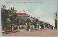 Vintage Postcard 1907 Jamestown Virginia Exposition Manufacturing Arts Building