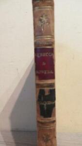"1850 ""REBECCA AND ROWENA"" by MR TITMARSH - ILLUS HALF LEATHER"