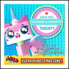 "Fridge Fun Refrigerator Magnet LEGO MOVIE ""HAVE YOU HUGGED A UNIKITTY TODAY?"""