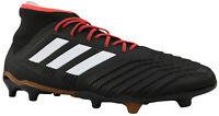 Adidas Predator 18.2 FG Fussballschuhe schwarz Nocken CP9290 Gr. 40,5 - 47 NEU