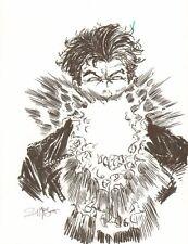 Chamber Commission - Signed art by Josh Medors Comic Art