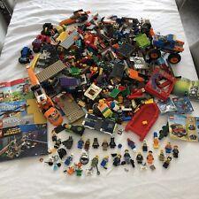 Large LEGO Assorted City Minifigures Sets Job Lot Bundle Batman - 3.5Kg