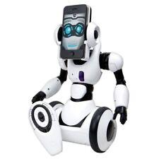 Juguetes de radiocontrol robots blancos