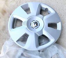 """Enjoliveur de roue 15"""" pouce origine RENAULT TWINGO 3 III -Akaju silver-"""
