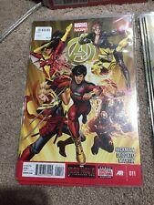 Avengers #11 Hickman Deodato Comic Book