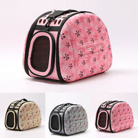 Portable Pet Carrier Dog Cat Tote Crate House Kennel Cage Travel Bag HandBag Hot