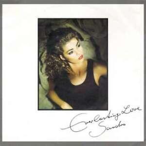 "Sandra Everlasting Love 7"" Single Vinyl Schallplatte 41102"