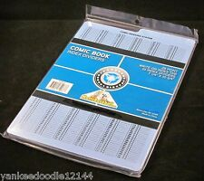 (50) New PSD COMIC INDEX BOOK DIVIDERS for COMIC CARDBOARD STORAGE BOXES