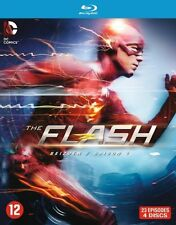 BLU-RAY - FLASH  SEIZOEN 1 / SEASON  1  (NEW SEALED)