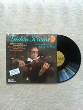 GIDON KREMER violin PAGANINI SCHUMANN KUCOVIC 1stPress EURODISC shrink NM
