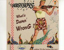 CD THE NOISY BOYSwhat's damn wrongMINT(B3116)