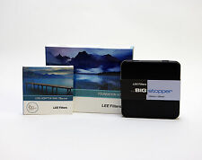 Lee Filters Foundation Holder Kit + Lee big stopper & Lee 72 mm ampio Anello. NUOVO