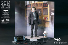 =MIB= 1/6 Hot Toys The Joker(Bank Robber 2.0) 2014 Toy Fair Exclusive MMS249