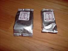 GENUINE SET 2 LEXMARK 14 15 CARTRIDGES Z2300 Z2320 X2600 X2650 NEW