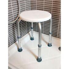 Sicurezza Bagno Doccia Sgabello bagno stanza bagnata con puntali in gomma antiscivolo.